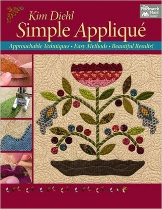 Kim Diehl Simple Applique Book