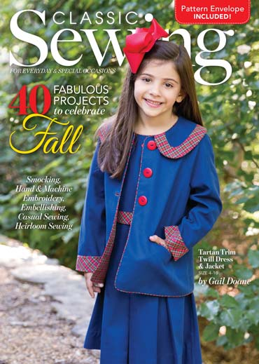 Classic Sewing Autumn 2017 Volume 2 Issue 3