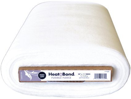 Heat N' Bond High Loft Fusible Fleece