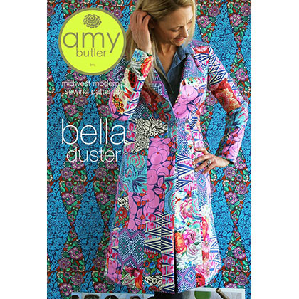 Bella Duster Coat Pattern