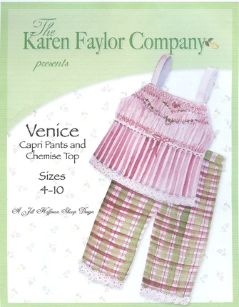 Venice Capri Pants & Top